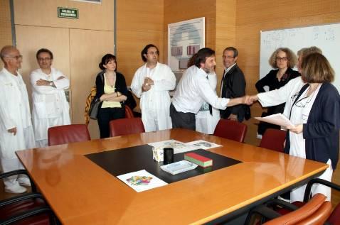 Médicos, enfermeros y el PSOE, en pie de guerra por el Hospital de Cuenca - ABC.es